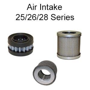 Air Intake 25/26/28 Series