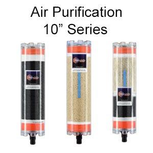 """Bauer Air Purification 10"""""""