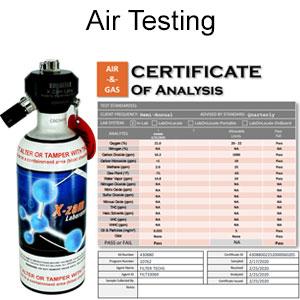 Air Testing