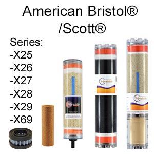 American Bristol® / Scott®