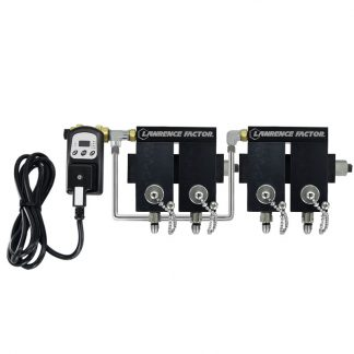 Auto Condensate Drain Complete Kit | 110 vac / 4 Drains
