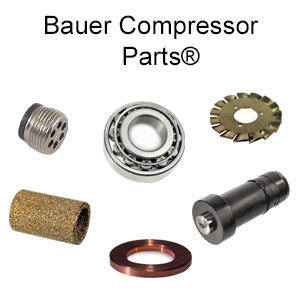 Bauer Compressor Parts®