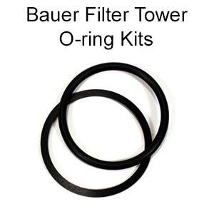 Bauer Filter Tower O-rings
