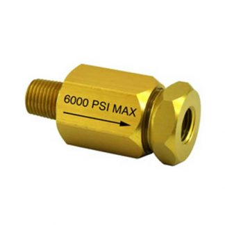 "Check Valve 1/4"" NPT