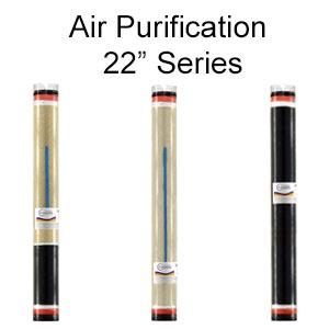 """Air Purification 22"""" Series"""