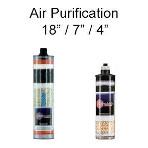 """Mako Air Filters 18"""", 7"""", 4"""""""