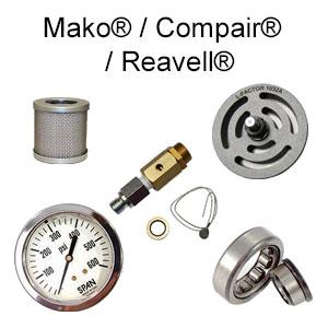 Mako® / Compair® / Reavell®