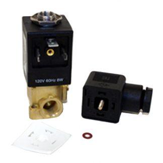 Solenoid valve 3 Way (360 psi x 240 vac)
