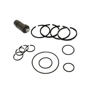 Piston ring kit  Fits: Bauer Oceanus II