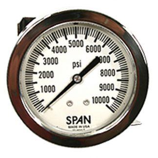 Gauge 0-10,000 psi (0-690 Bar) Fits: 003M2261CM, M2261CM, Mako