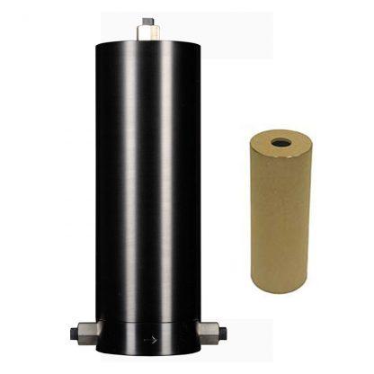 Standing Mechanical Cartridge Holder, Oil & Water Separator