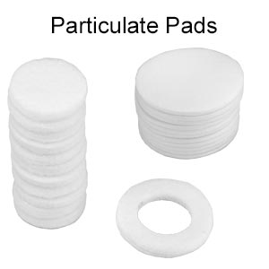 Particulate Pads