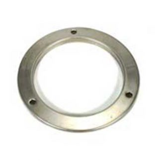 Gauge flange