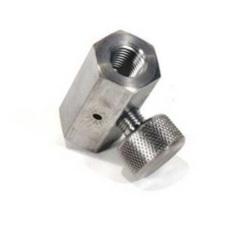 "In-Line Bleeder 1/4"" NPT